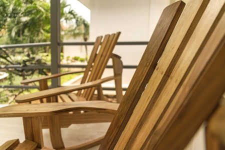 locally made rocking chairs