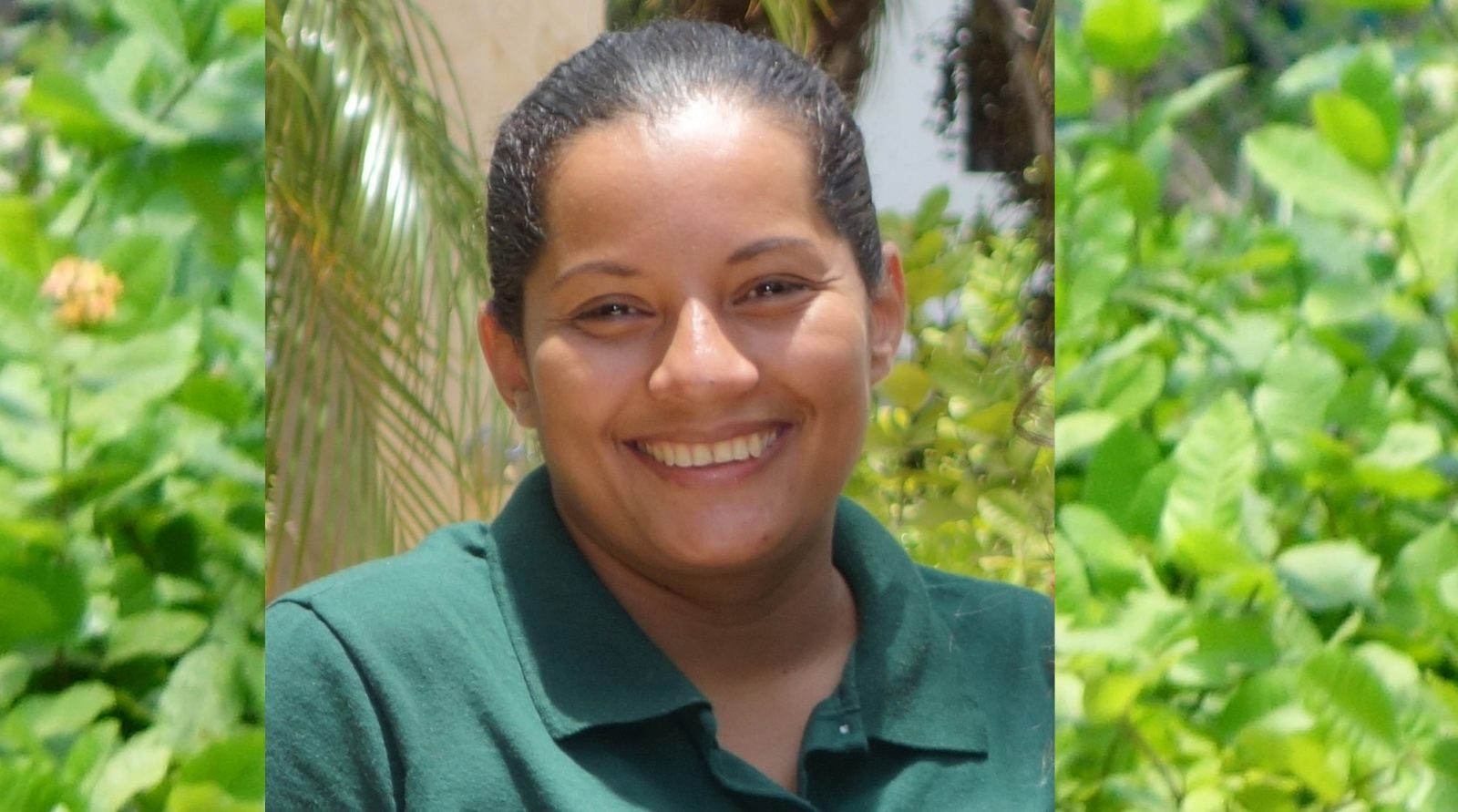 Lorena is a housekeeper at Drift Away Eco-Lodge