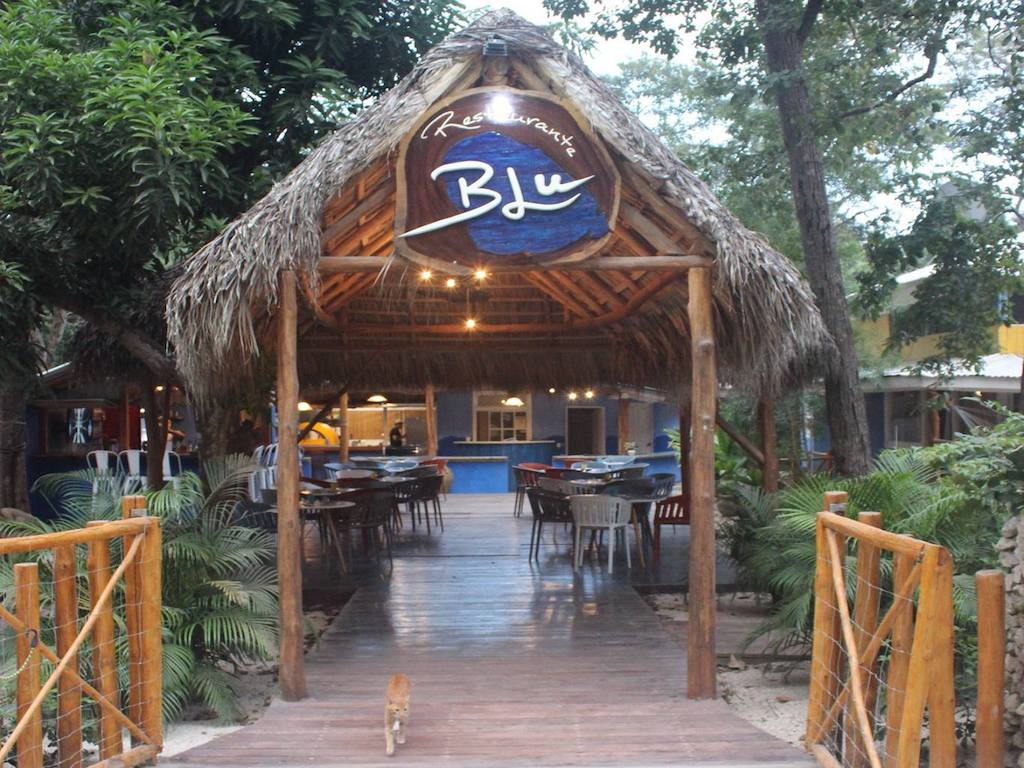 Blu Restaurant, Playa Avellanas