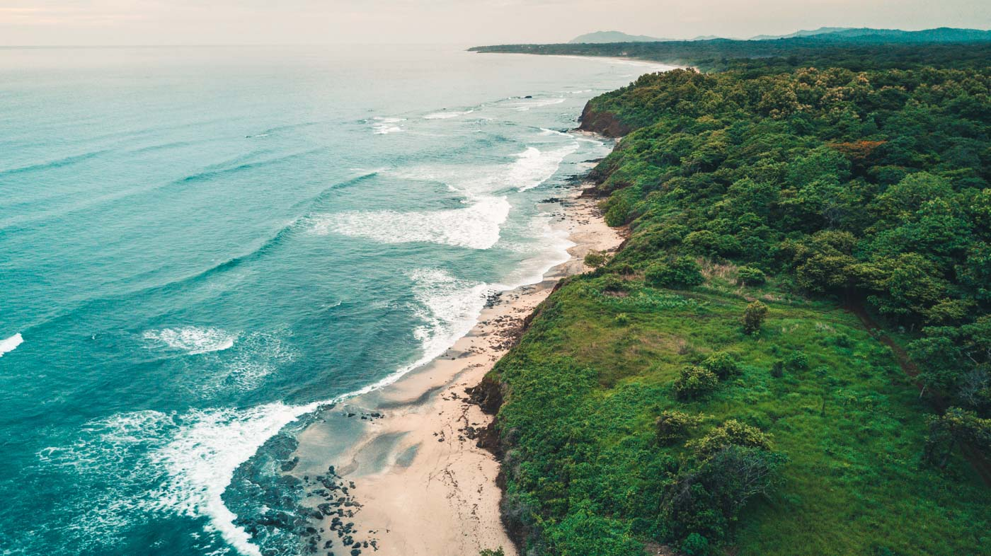 Playa Lagartillo, Guanacaste